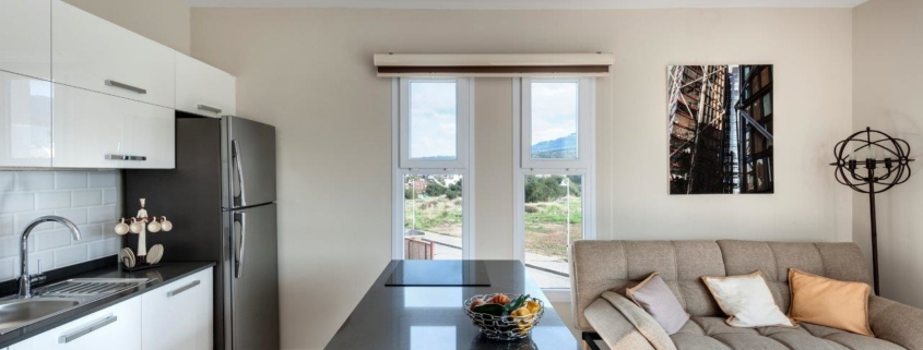 upgraded property north cyprus