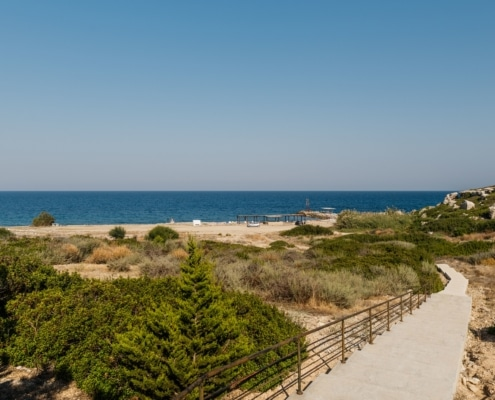 golf property north cyprus