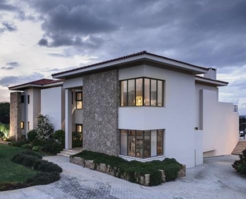villa properties for sale esentepe