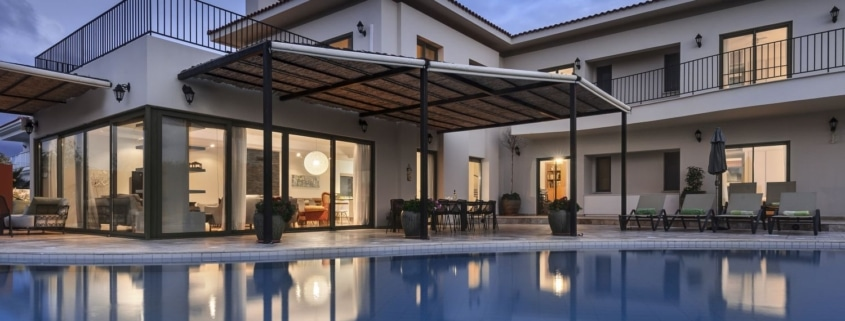 luxury holiday homes north cyprus