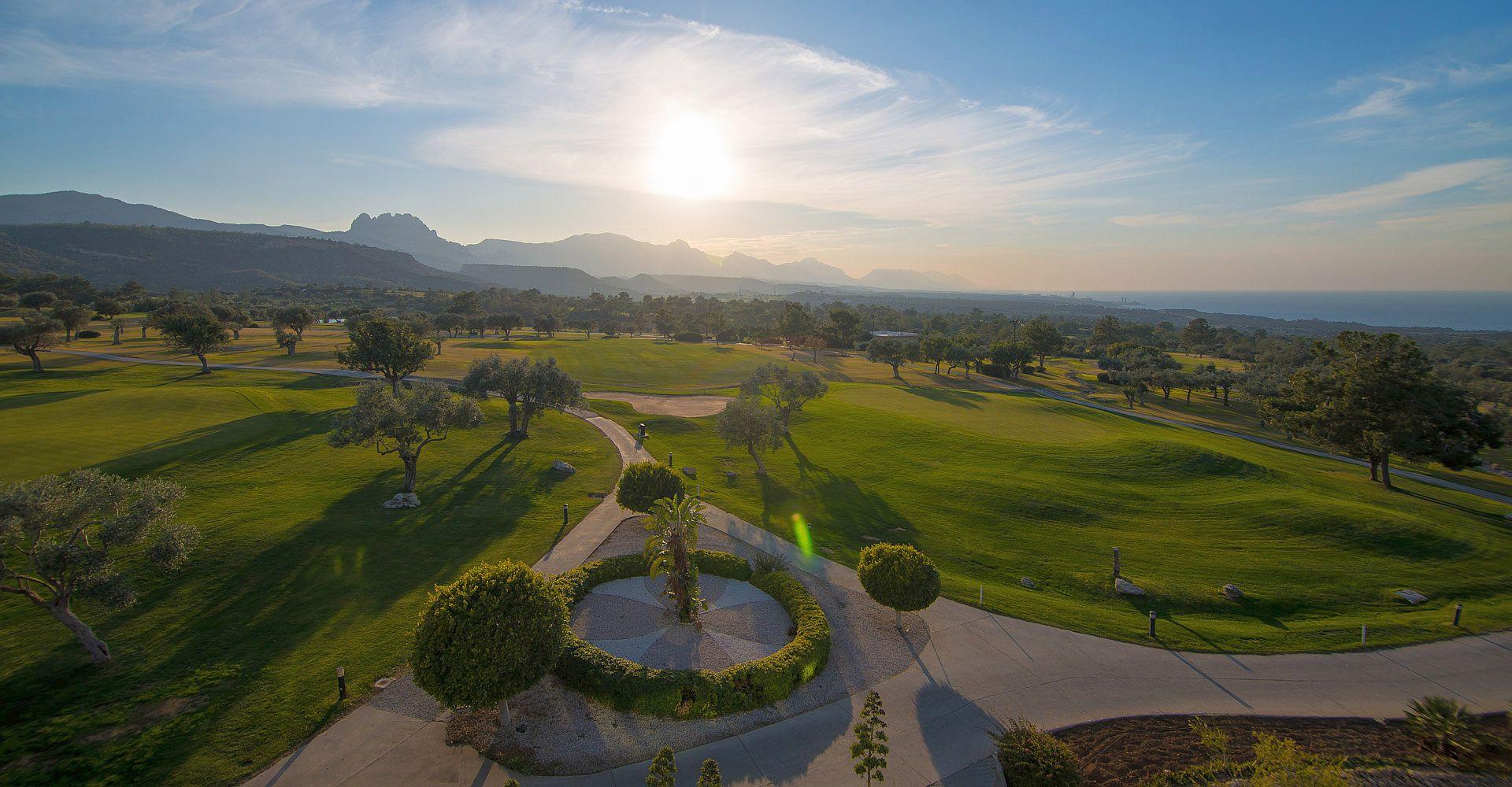 golf holiday property north cyprus