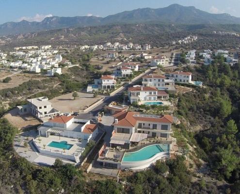 villas for sale esentepe north cyprus
