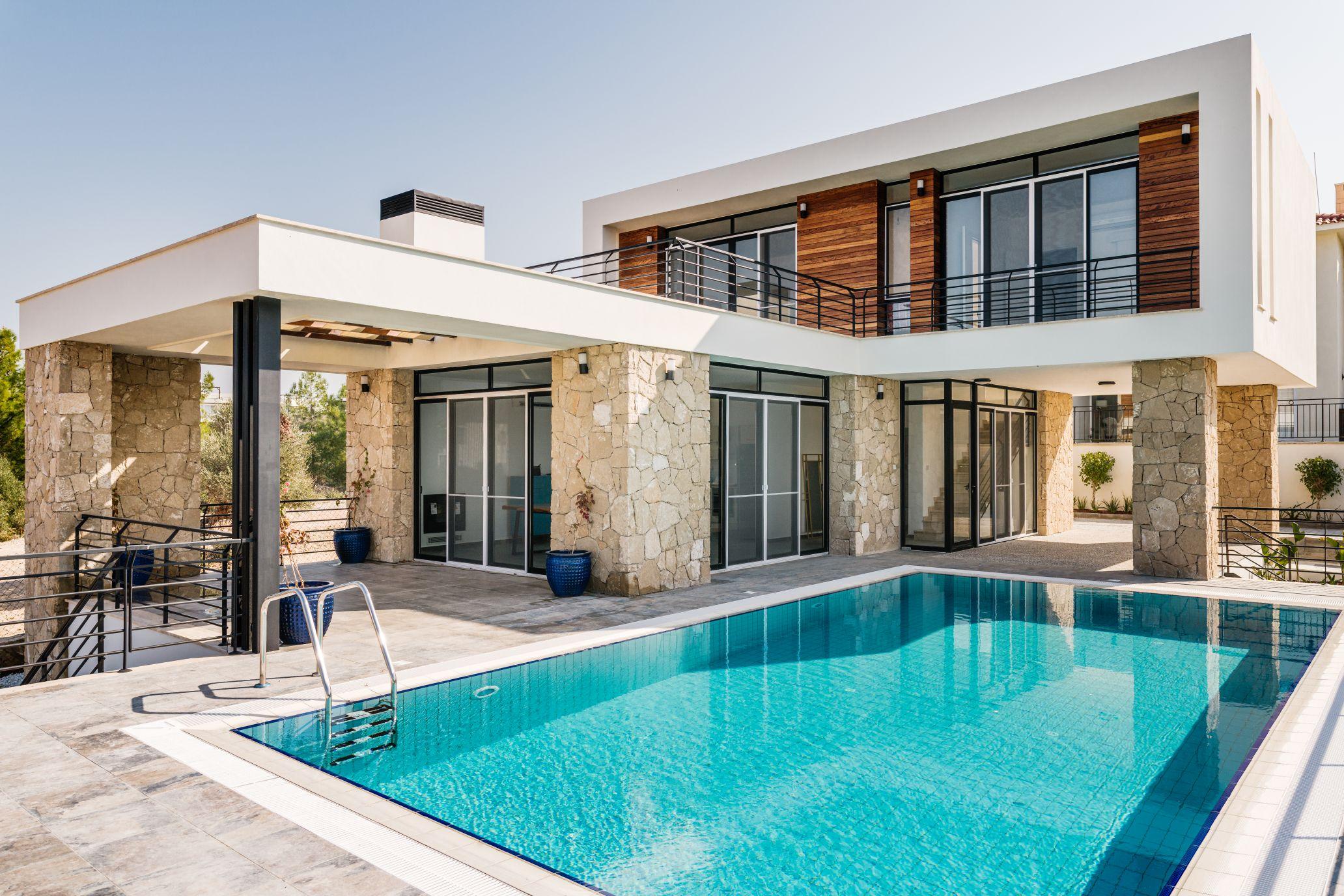 villa properties by kensington